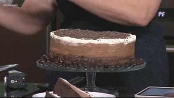 Espresso brownie mousse cake recipe