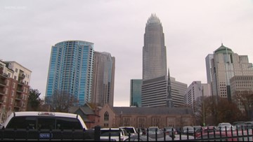 Wave of bomb threats prompt evacuations in Charlotte
