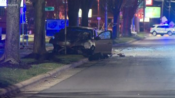 Person killed in west Charlotte crash, police say
