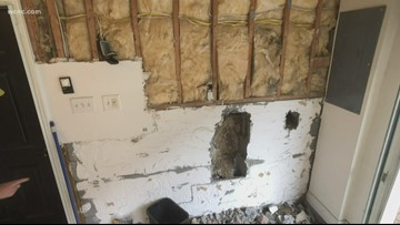 McGinty Alert: Charlotte townhome built with 'serious' defects