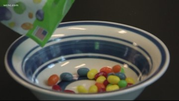 Creator of Jelly Belly introduced CBD-infused jelly beans