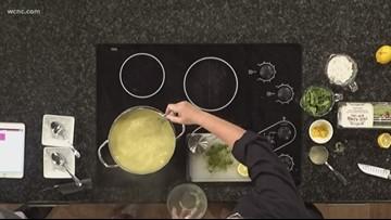 Recipe: Avgolemono soup