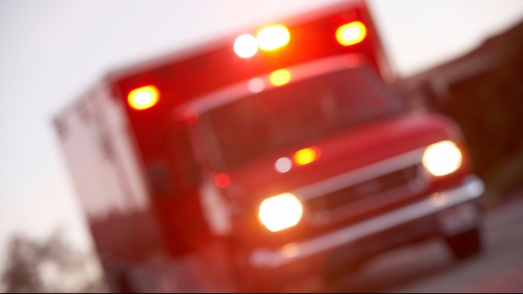 Emergency crews are on the scene of a fatal crash in northeast Charlotte.