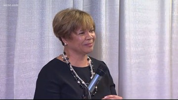 'We've done it again' | Charlotte Mayor Vi Lyles elected for second term