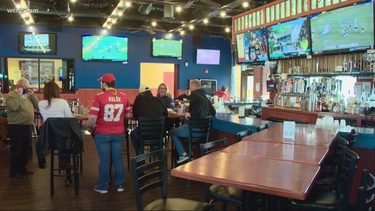 Super Bowl may provide small boost for struggling Charlotte businesses