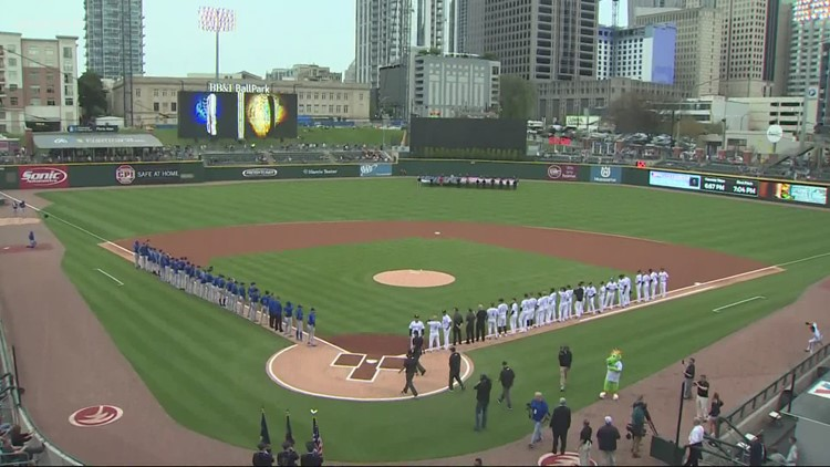 Charlotte Knights season delayed