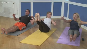 July: Perfect time for summer yoga 'reset'