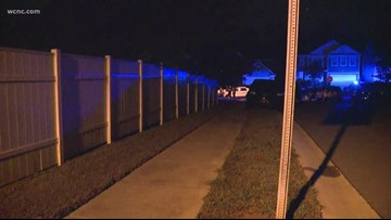 Suspect killed in officer-involved shooting at Charlotte home, police say