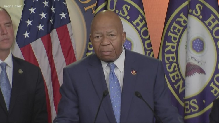 Congressman Elijah Cummings dies at 68