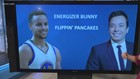 'Wham Bam Can of Ham' Jimmy Fallon secretly slipped Steph Curry weird phrases to use during All-Star interviews