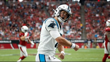 Kyle Allen expected to start for Panthers vs Jaguars