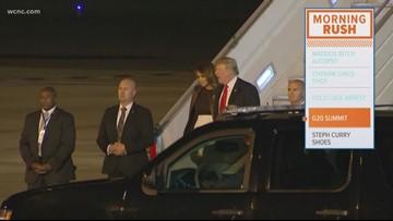 President Trump cancels sit-down with Vladimir Putin ahead of G20 summit