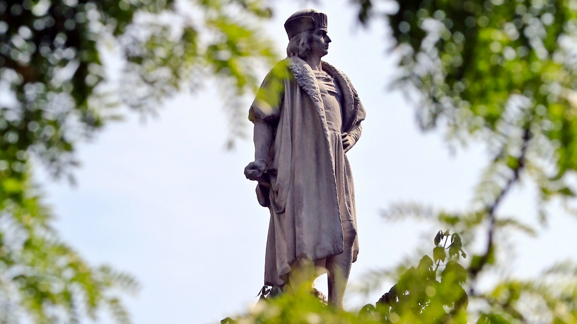 Nationwide push to refocus Columbus Day to Indigenous Peoples' Day