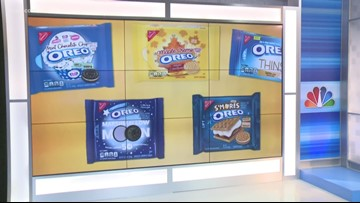 Oreo announces five new limited edition flavors this summer