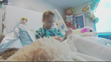 Flu complications send 5-year-old to the hospital