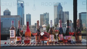"""Rose the day away"" at Le Meridian Charlotte in uptown"