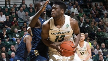 Winthrop, Charlotte pick up home wins