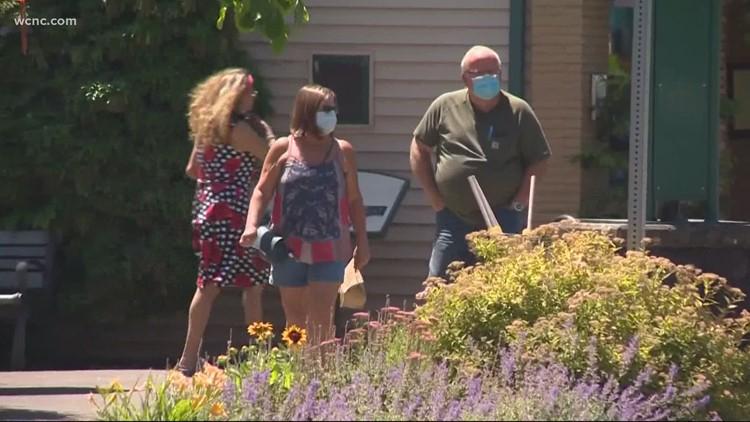Mecklenburg County leaders expanding mask mandate in Charlotte, Matthews