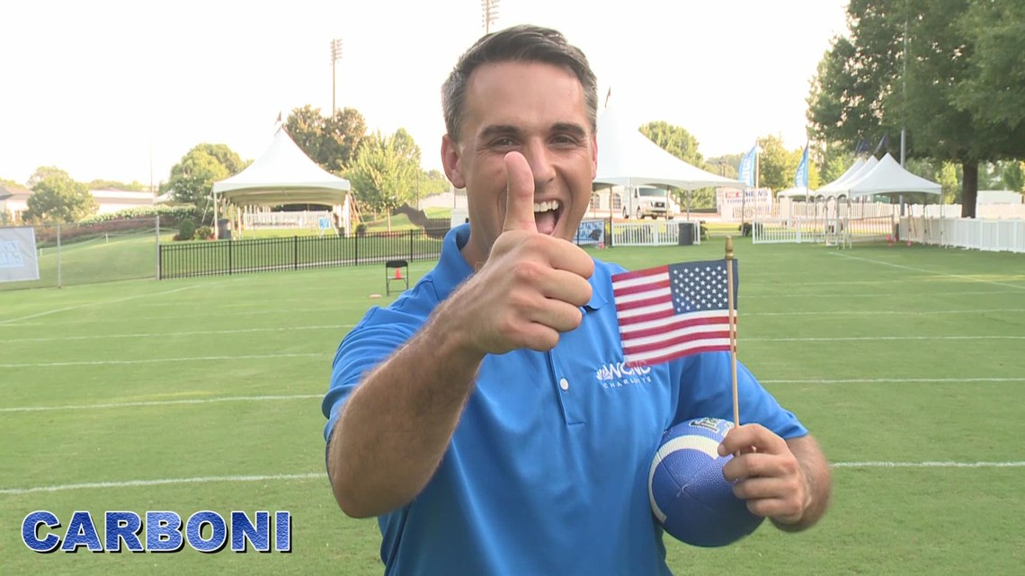 WCNC Sports hosts their own Olympics