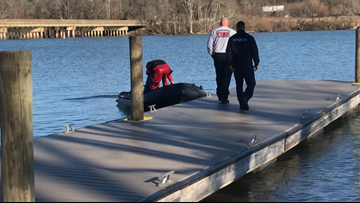 Body found in Catawba River near I-85 identified as missing man