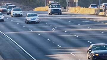 Charlotte's first toll road now open