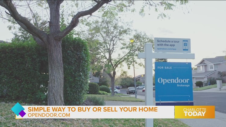 Opendoor can help you buy or sell your home in this hot real estate market