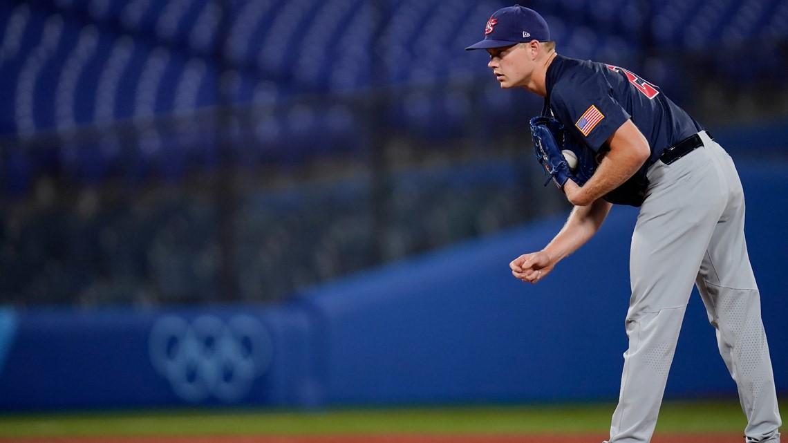 Huntersville native Ryder Ryan competing in U.S. baseball at Tokyo Olympics