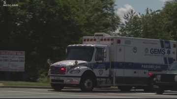 Other car failed to yield in ambulance crash, police say