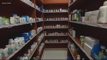 Democratic party leaders blast Republican Dan Bishop over drug prices