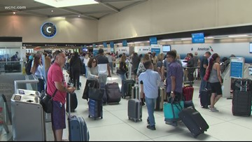 Millions of Americans traveling Sunday