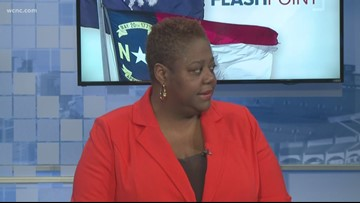 Lawmakers want councilwoman off commission