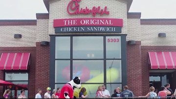 You have a better chance of getting into Harvard than opening a Chick-Fil-A
