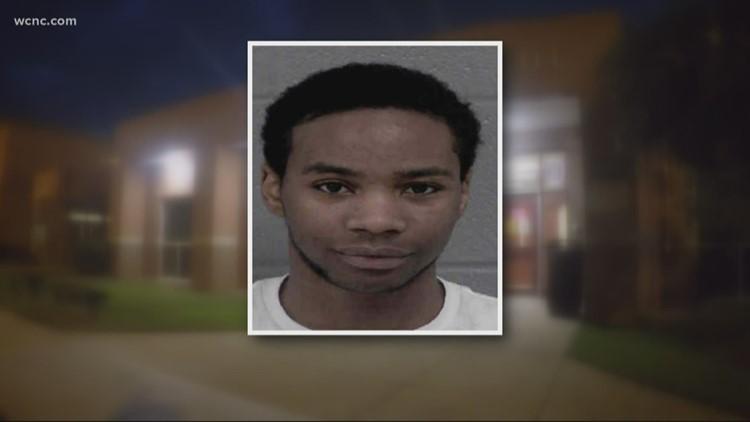 Man arrested after bringing stolen firearm to West Mecklenburg High School