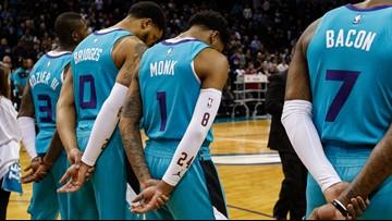 Hornets beat Knicks 97-92 to snap 8-game losing streak