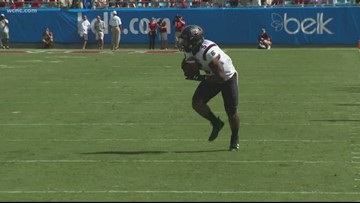 Massive crowds expected for Belk College Kickoff