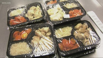 Friendship Trays: Meals on Wheels of Charlotte-Mecklenburg