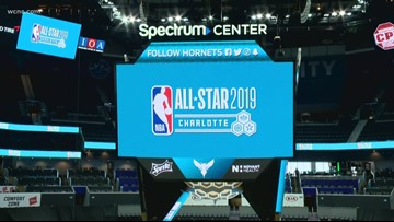 How the NBA All-Star Game will impact Charlotte traffic