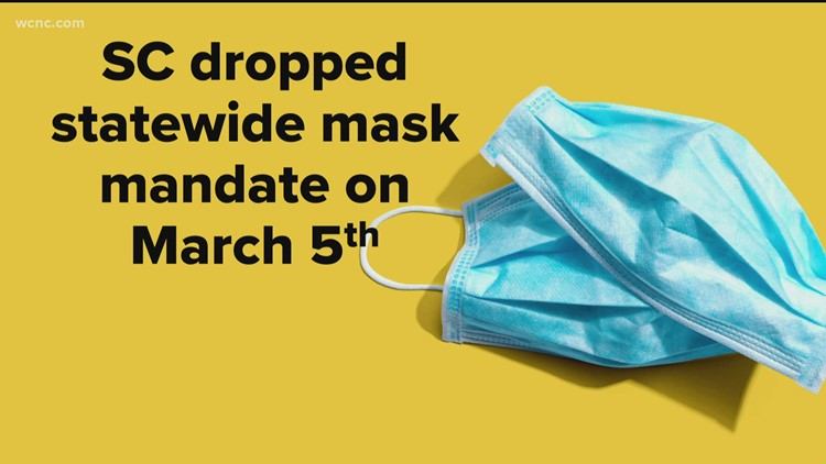 South Carolina health director says it's too early to stop requiring masks
