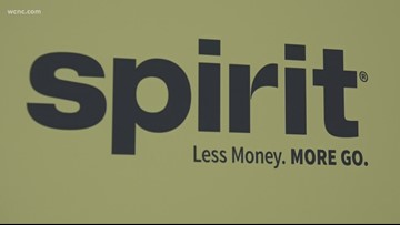 Spirit Airlines to begin service out of Charlotte