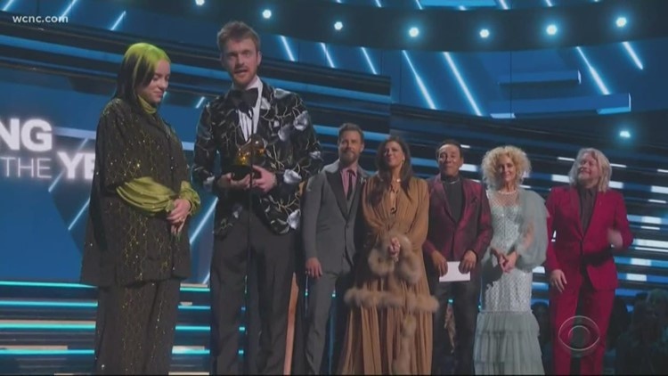 The biggest moments of the 2020 Grammys