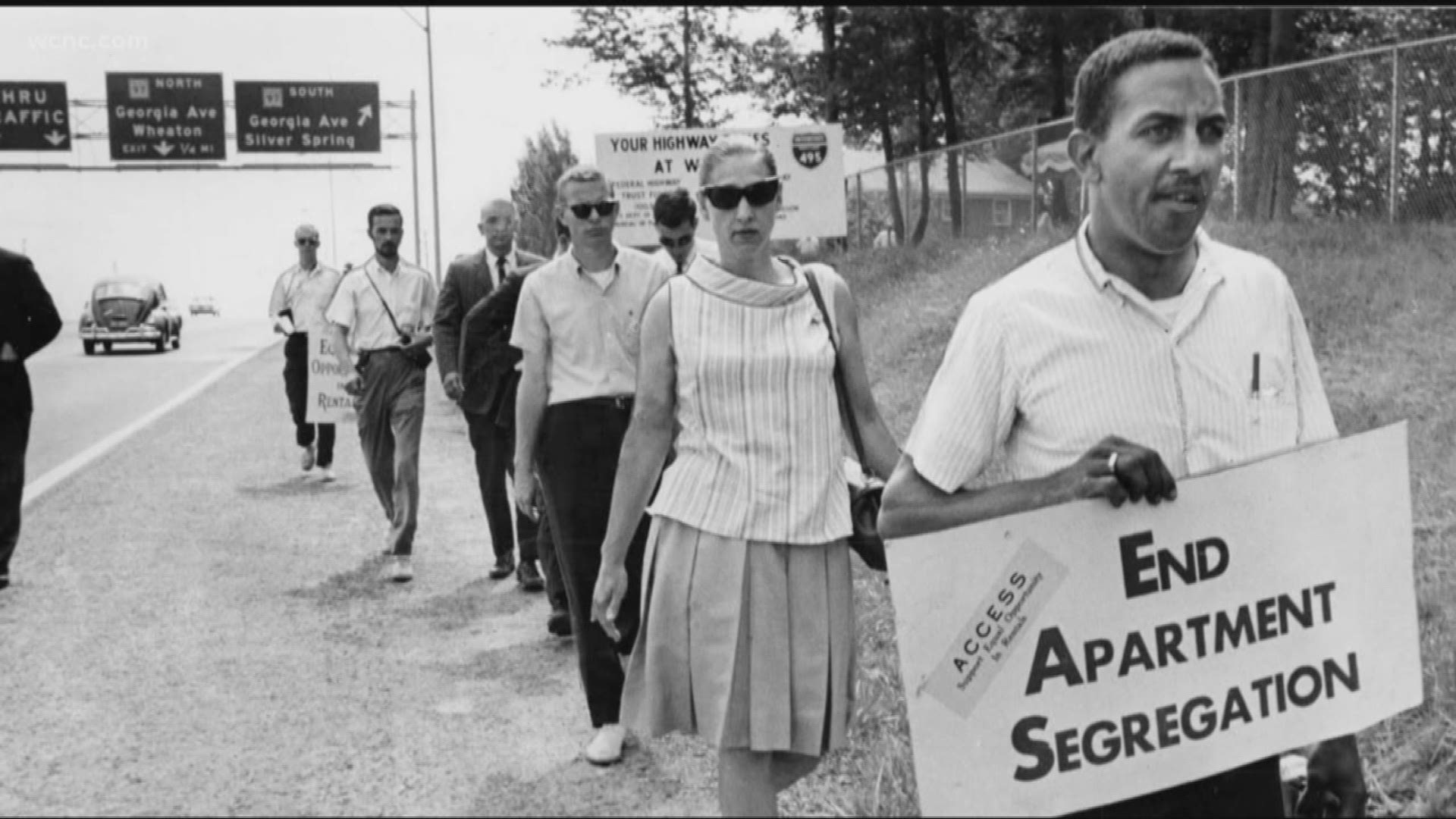 The Life And Legacy Of Civil Rights Leader J Charles Jones Wcnc Com