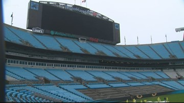 The Panthers are removing hundreds of seats for field-level suites. What if you're affected?