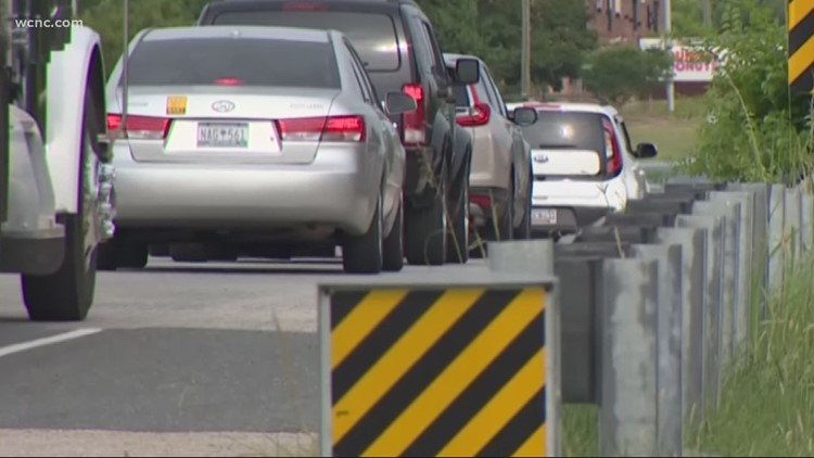 What you need to know ahead of the I-77 SB closure at the Catawba River Bridge next month