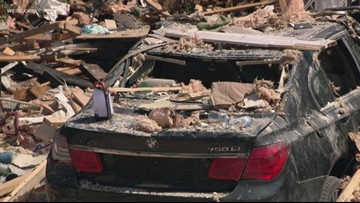Ballantyne home explosion likely caused by internal gas leak