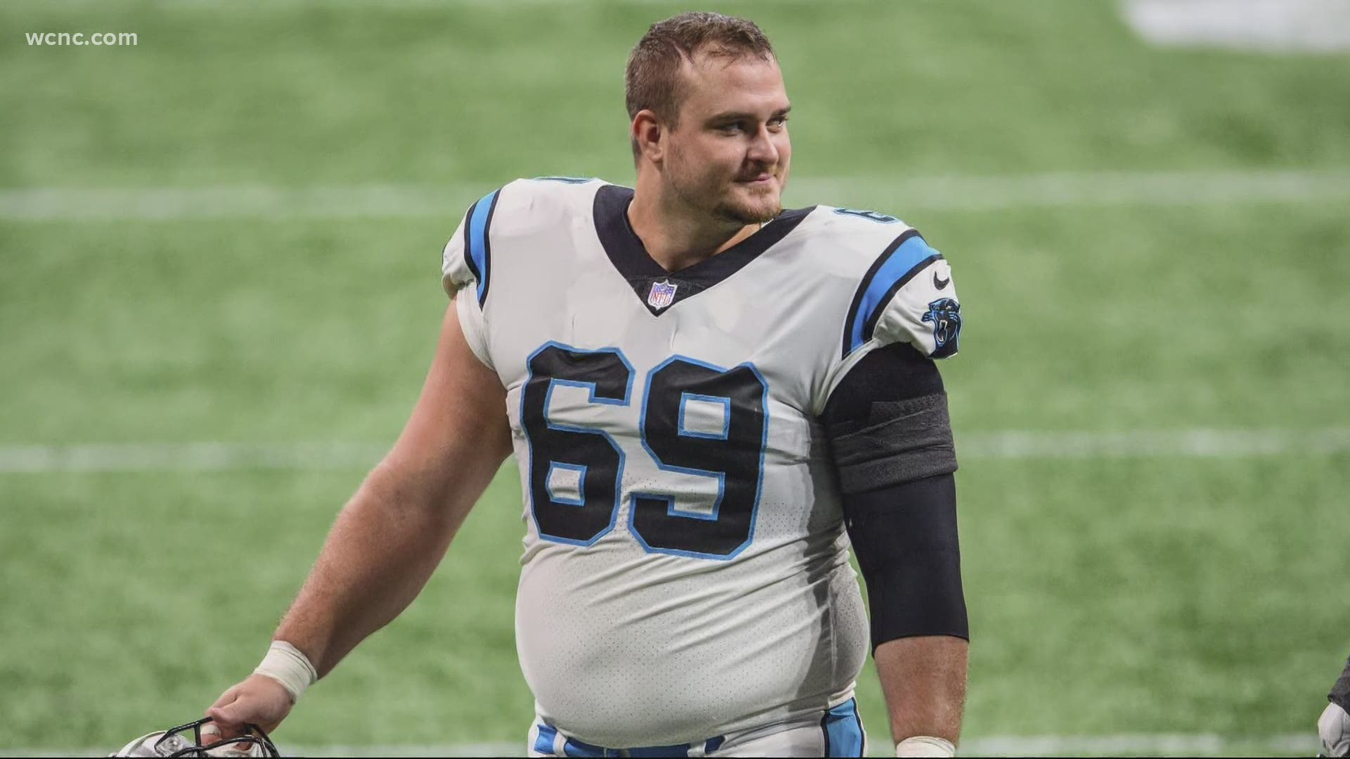 Carolina Panthers Lineman Tyler Larsen Tests Positive For Covid Wcnc Com