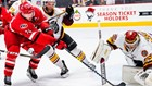 Checkers fall in franchise's first finals game