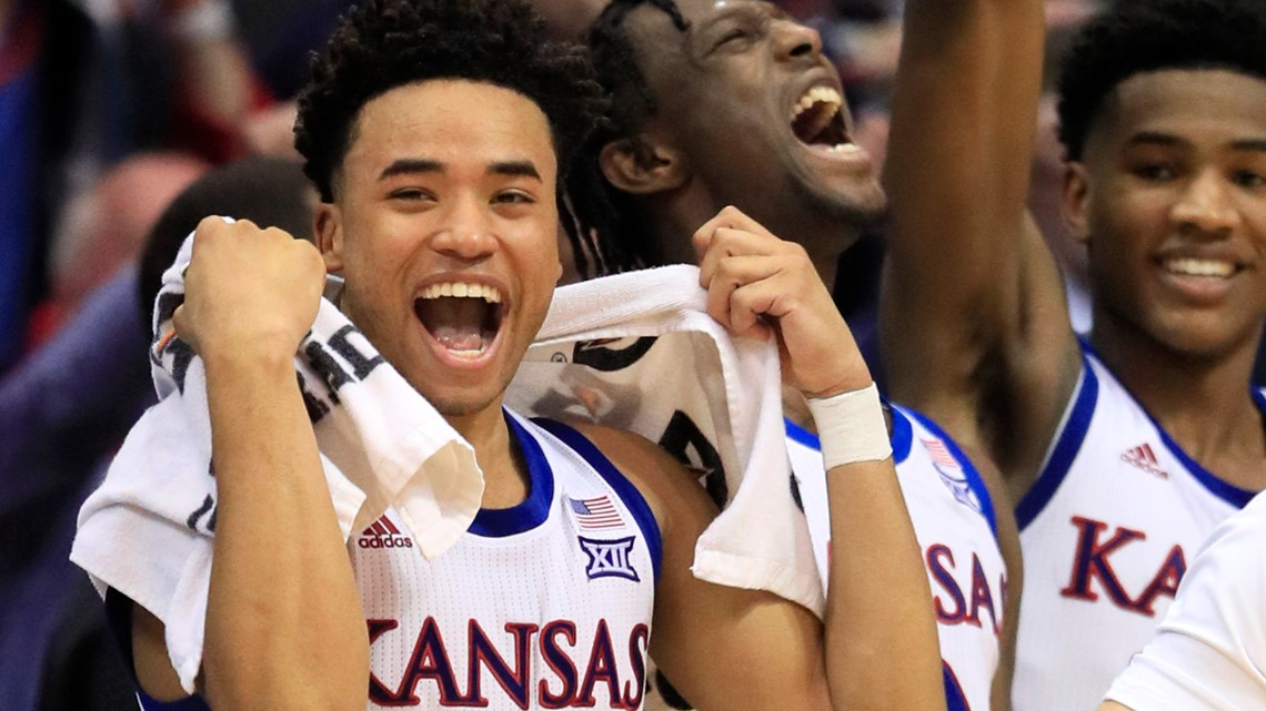 Kansas basketball star back home in Charlotte missing March Madness