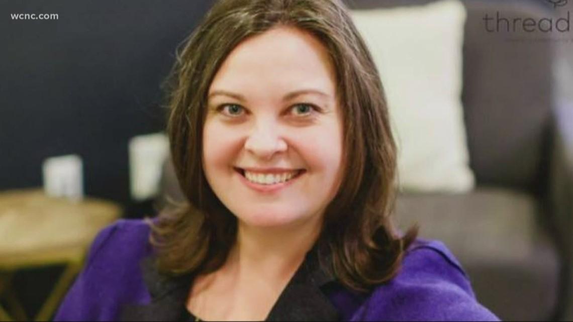 Domestic violence survivor gives back: Carolina Has Heart
