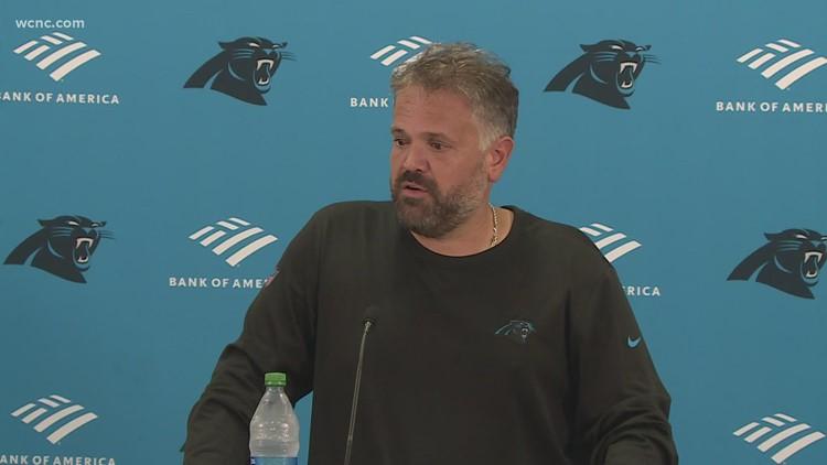 Panthers set for Vikings game without McCaffrey