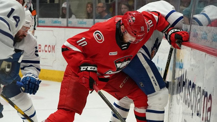 Charlotte Checkers advance to Calder Cup Finals